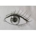 Jasmin - Drawing - Eye