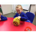 EYFS - count the dots