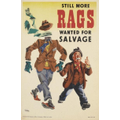 Rags Wanted for Salvage