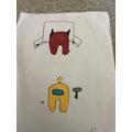 Freddie - Drawing