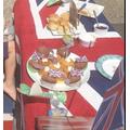 Romeo's family enjoyed this tea party