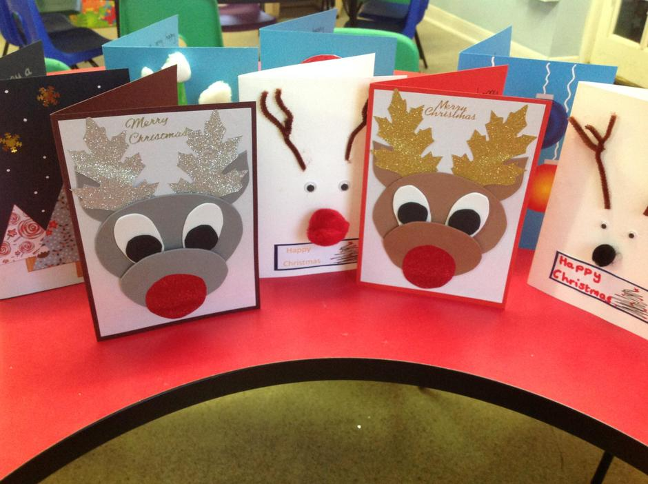 This year the children at Chislet Church of England Primary School decided that they would make extra Christmas cards. They wanted to send them to people who may not receive any cards this year. We sent our extra cards, with best wishes from us all, to Age UK so that they could send them to those who may not receive cards this year.