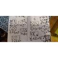 Brilliant domino work.