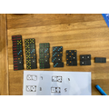Can you order your dominoes into a sequence of numbers?