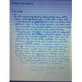 Jemima's English