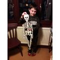 Finley C's Skeleton