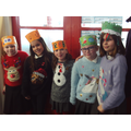 ... and made our hats!