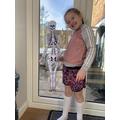 Elsie's Skeleton