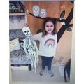 Jemima's Skeleton