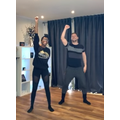 DANCE! https://www.youtube.com/watch?v=ugDn1cWbiI4