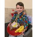 Ted's Banging Banana Bread
