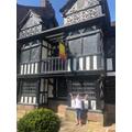 Hatty found a Tudor house near her new home