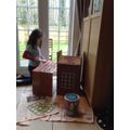 Anja constructing