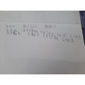 Lena's writing
