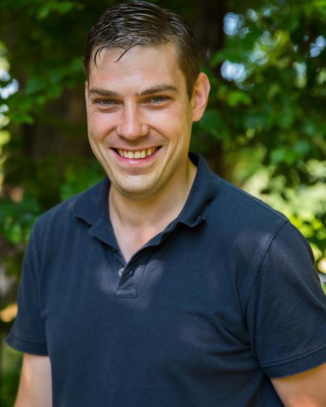 Mr Nick Brand- Caretaker
