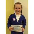 Well done to Nevaeh (4)