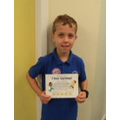 Well done to Joshua (3)