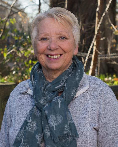 Mrs Kay Powell- Senior Midday Supervisor