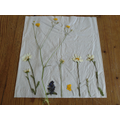 Darcy and Fletcher's pressed flowers