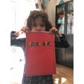 Anja's scrapbook