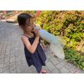 Alisha's bubble snake