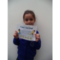 Well done to Alisha (2)