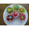 Darcy's lovely fairy cakes