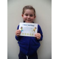 Well done to Bella (1)