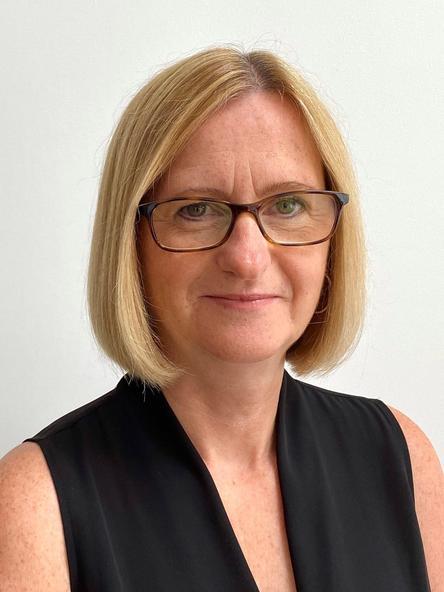 Mrs Sharon Wright - ELSA