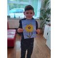 A super sunflower!