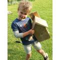 Seb's bird box