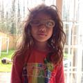 Anja's Charlie & Lola glasses