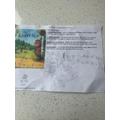 Noah's writing