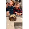 Mmmmmm...Cake!