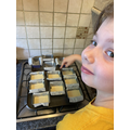 Lots of baking!