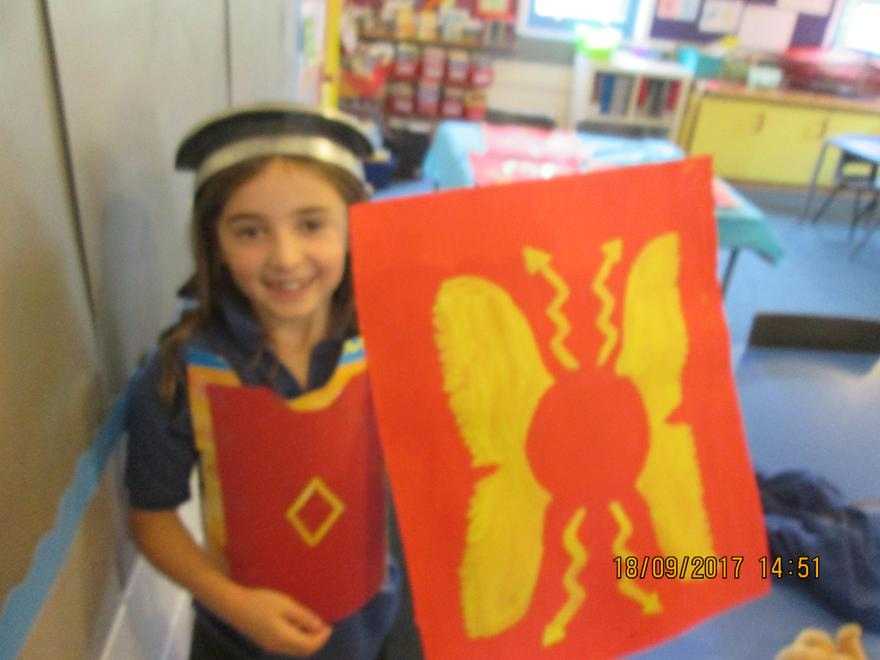 Roman Soldier costumes