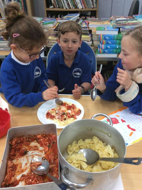 Meals Year 3 and 4