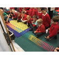 Ash class learns that sound travels in waves.