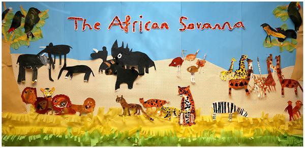 The African Savannah - Year 2