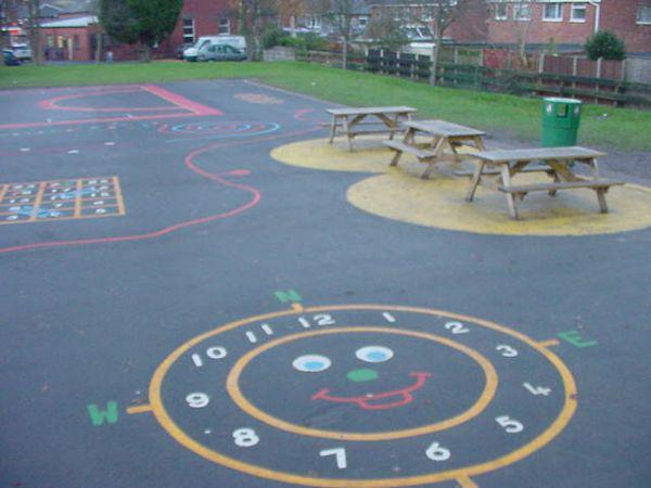 Our Infant Playground