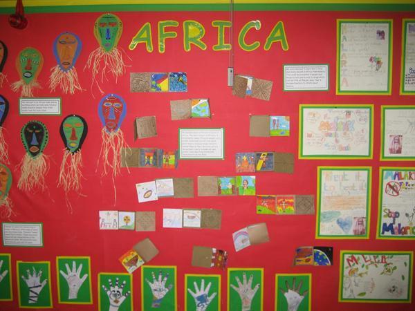 Africa Week - Year 6