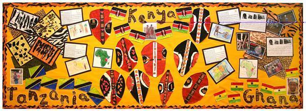 Africa Week - Year 1
