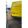 Miss Lewis returns with a big yellow van!