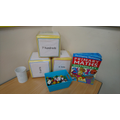 Our Maths area has lots of different resources to help make learning fun,