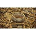 Coliseum as it was in Roman times
