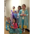 World Book Day: Meet Our Princesses