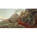 The Eruption of Vesuvius (Pompeii)