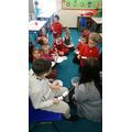 Making Maths fun with food!