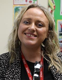 Mrs Haggett - Executive Head Teacher of The Fern Federation