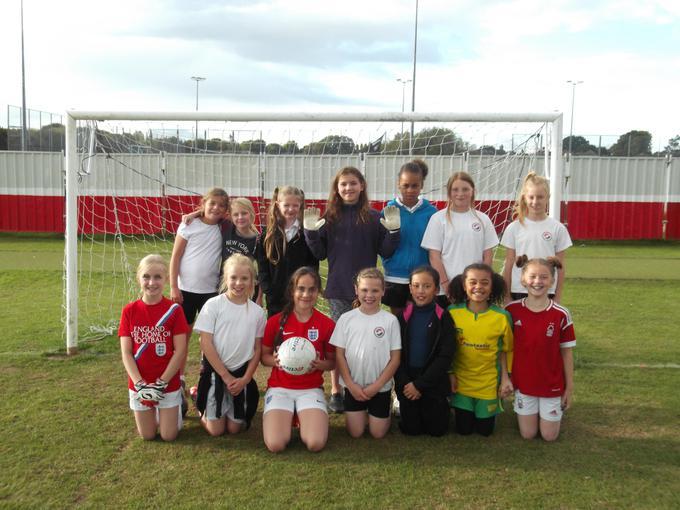 Year 5\6 Girls Football